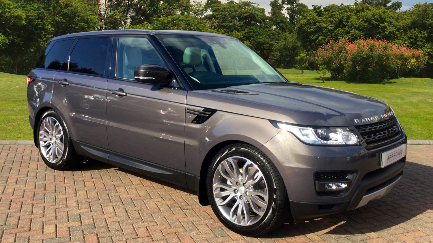 used land rover range rover sport 2 0 sd4 hse 5dr auto. Black Bedroom Furniture Sets. Home Design Ideas