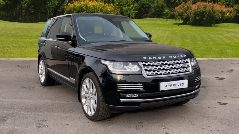 Land Rover Range Rover 5.0 V8 Supercharged Autobiography 4dr Auto Petrol Estate