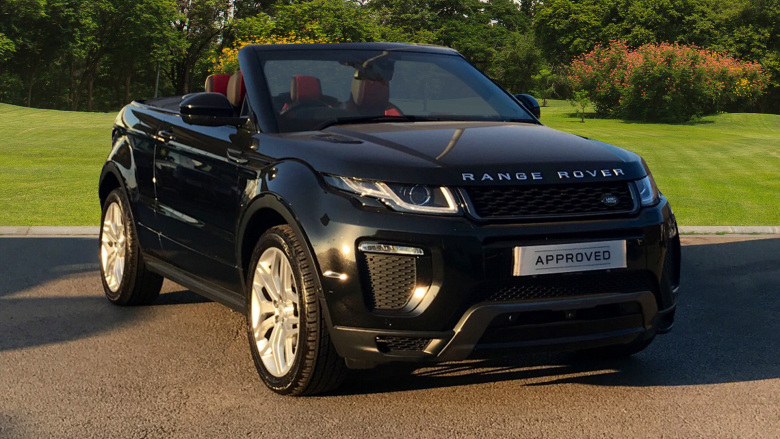 Land Rover Range Rover Evoque Convertible 2.0 TD4 HSE Dynamic Lux 2dr Auto Diesel Convertible