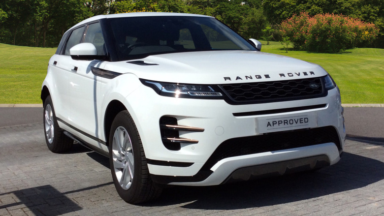 Land Rover Range Rover Evoque 2.0 P200 R-Dynamic S 5dr Auto Petrol Hatchback