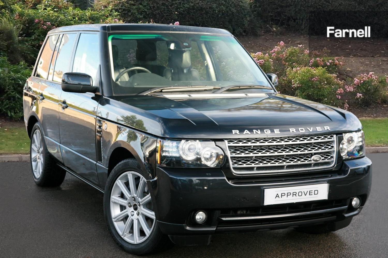 used land rover range rover 4 4 tdv8 vogue se 4dr auto diesel estate for sale farnell land rover. Black Bedroom Furniture Sets. Home Design Ideas