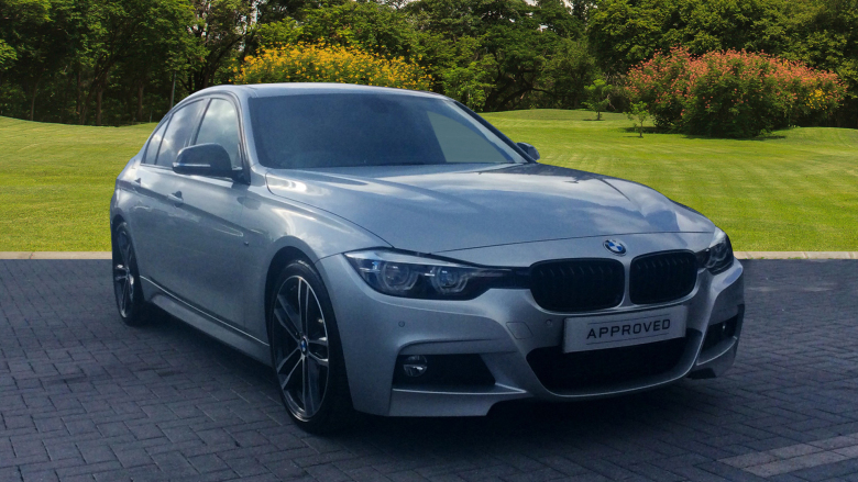 Used Bmw 3 Series 330d M Sport Shadow Edition 4dr Step Auto Diesel