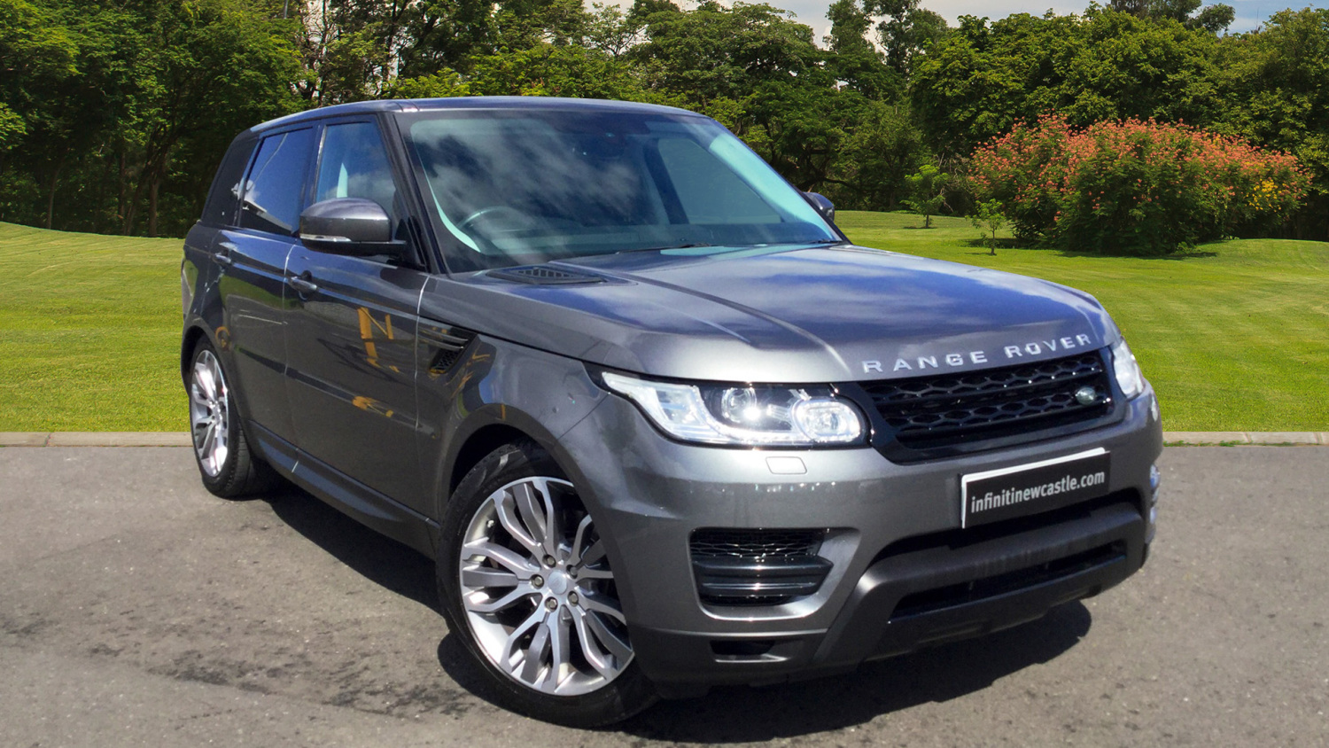 used land rover range rover sport 3 0 tdv6 se 5dr auto diesel estate for sale farnell land rover. Black Bedroom Furniture Sets. Home Design Ideas