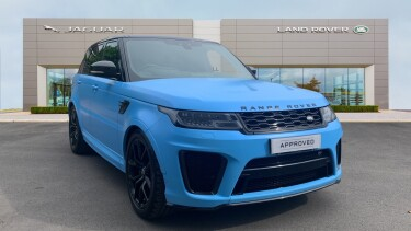 Approved Used Land Rover Range Rover for Sale | Farnell Land Rover