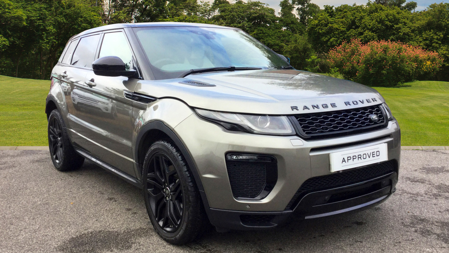 used land rover range rover evoque 2 0 sd4 hse dynamic 5dr auto diesel hatchback for sale. Black Bedroom Furniture Sets. Home Design Ideas
