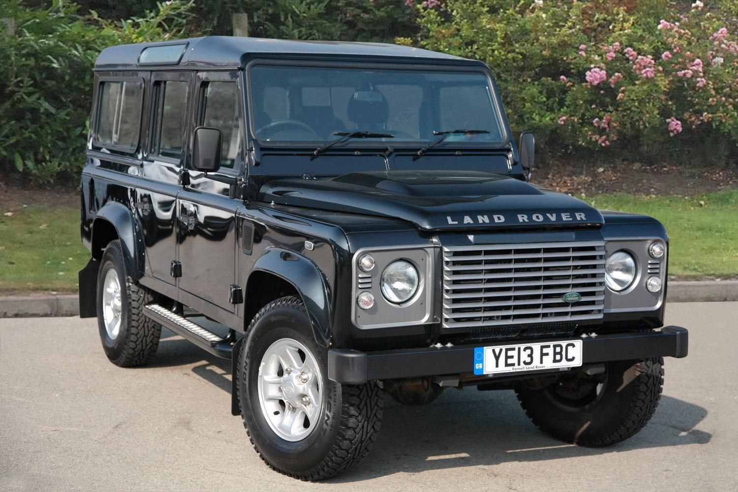 Used Land Rover Defender 110 Lwb Diesel Xs Station Wagon