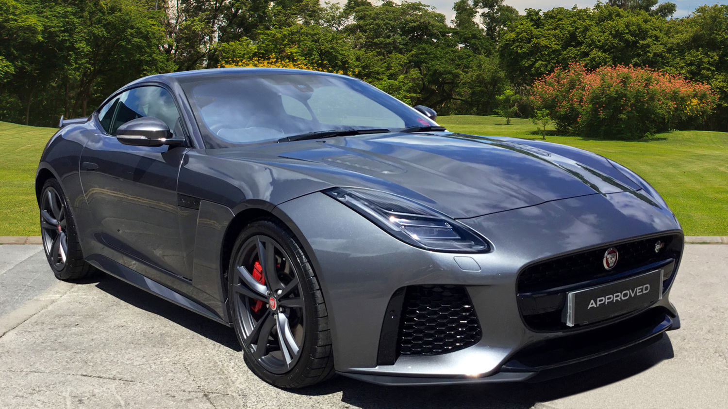 used jaguar f type 5 0 supercharged v8 svr 2dr auto awd petrol coupe for sale farnell land rover. Black Bedroom Furniture Sets. Home Design Ideas