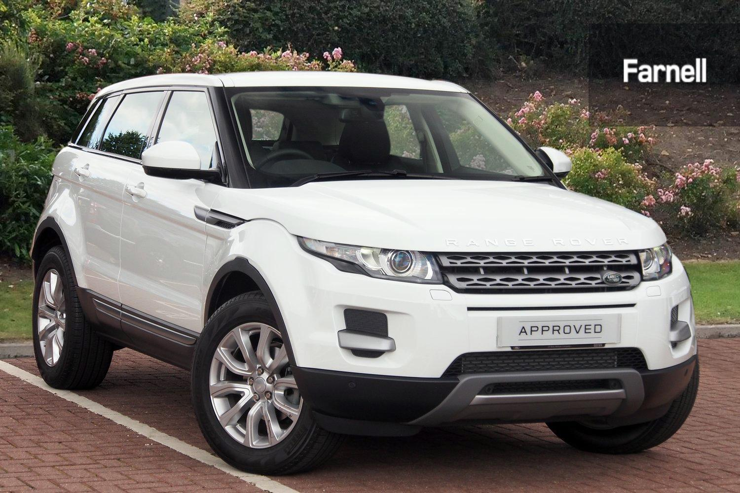 used land rover range rover evoque 2 2 sd4 pure 5dr tech pack diesel hatchback for sale. Black Bedroom Furniture Sets. Home Design Ideas