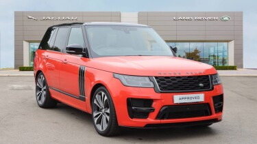 Approved Used Land Rover Range Rover For Sale Farnell Land Rover