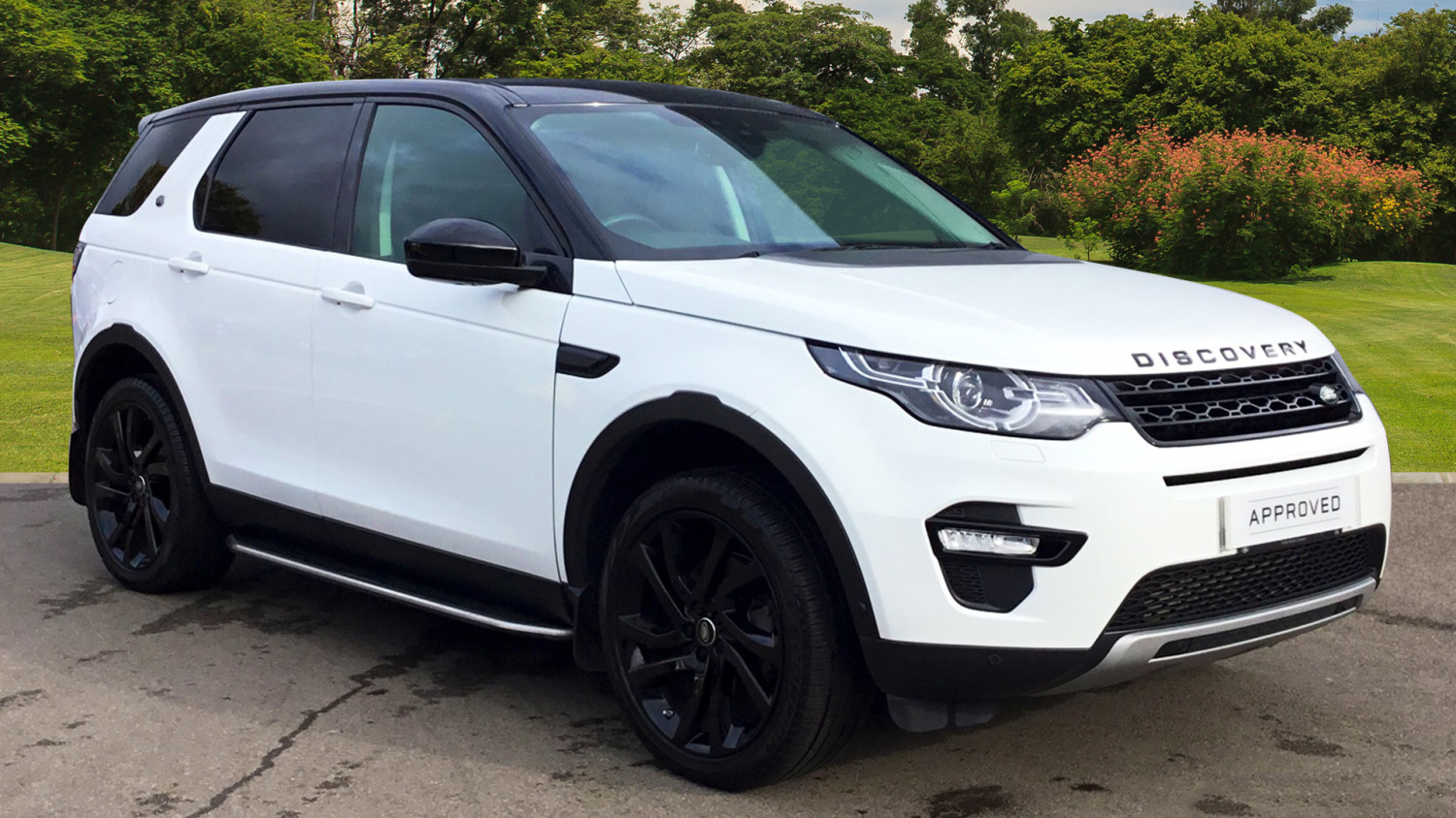 used land rover discovery sport 2 2 sd4 hse luxury 5dr auto diesel station wagon for sale. Black Bedroom Furniture Sets. Home Design Ideas
