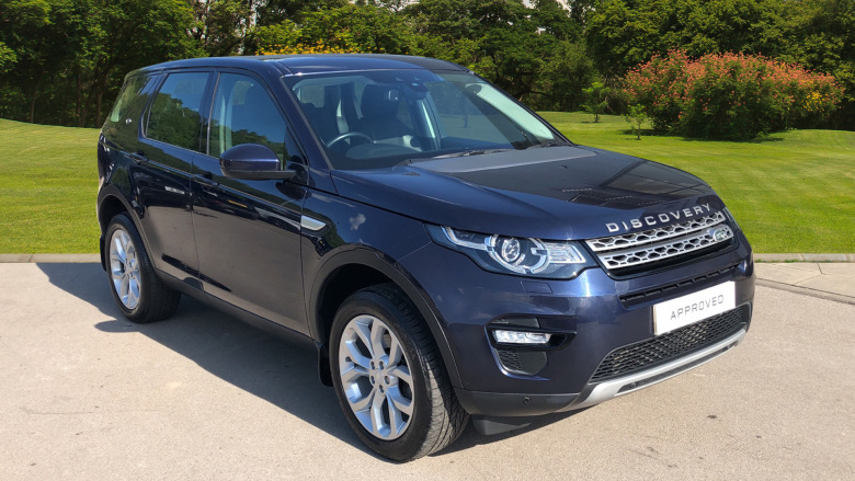 Land Rover Discovery Sport 2.2 SD4 HSE 5dr Auto Diesel Station Wagon