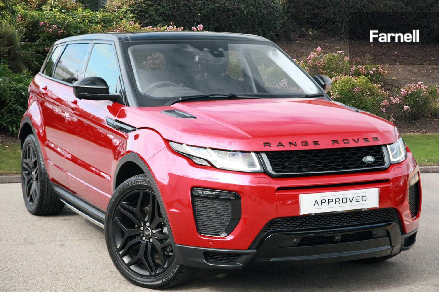 Td Car Insurance Quote >> Used Land Rover Range Rover Evoque 2.0 Td4 Hse Dynamic Lux 5Dr Auto Diesel Hatchback for Sale ...