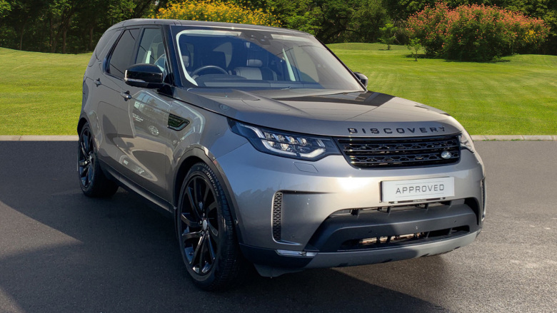 Land Rover Discovery 3.0 TD6 First Edition 5dr Auto Diesel Station Wagon