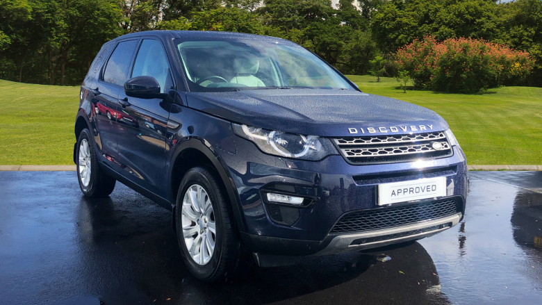 Land Rover Discovery Sport 2.0 TD4 180 SE Tech 5dr Diesel Station Wagon