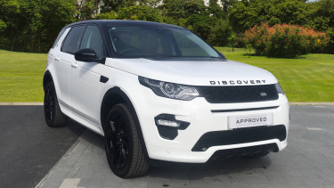 Land Rover Discovery Sport 2.0 TD4 180 HSE Dynamic Lux 5dr Auto [5 Seat] Diesel Station Wagon