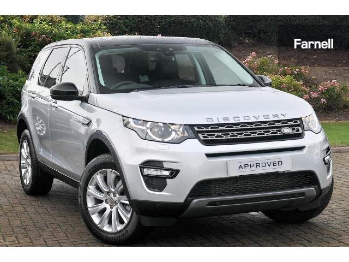 used land rover discovery sport 2 2 sd4 se tech 5dr diesel. Black Bedroom Furniture Sets. Home Design Ideas