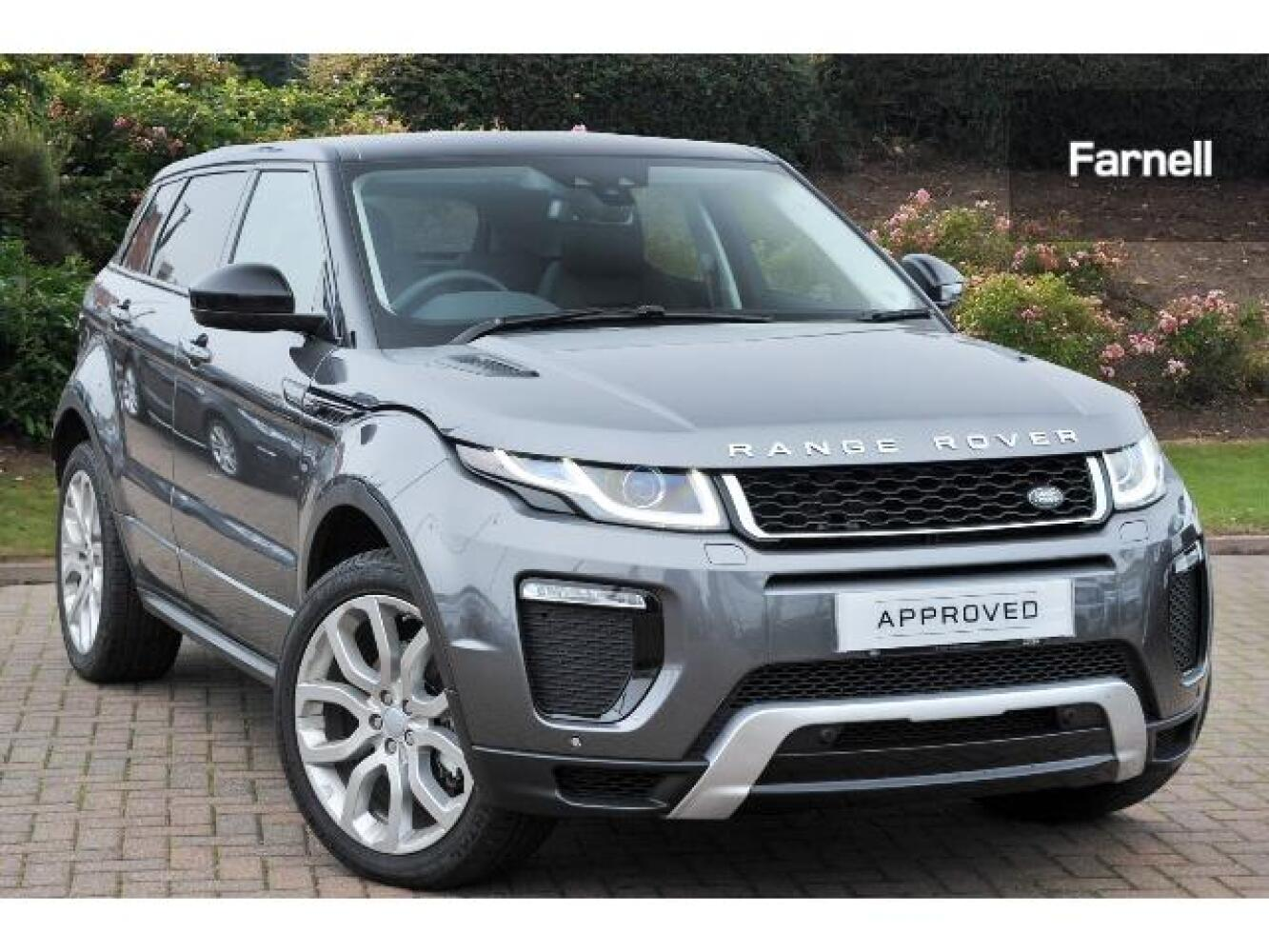 range rover evoque manual transmission