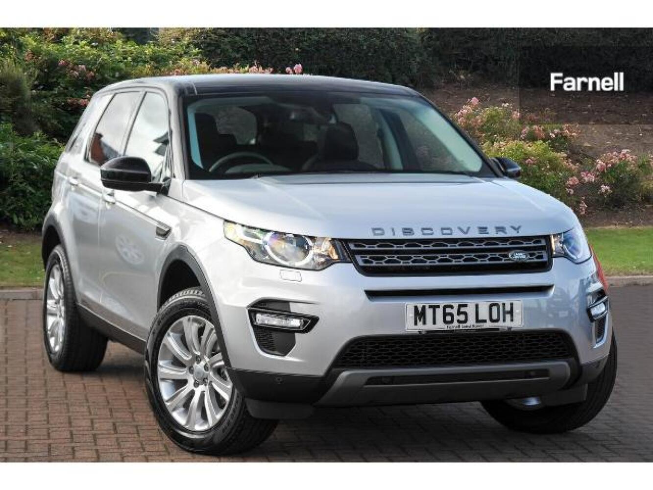 used land rover discovery sport 2 0 td4 180 se tech 5dr auto diesel station wagon for sale. Black Bedroom Furniture Sets. Home Design Ideas