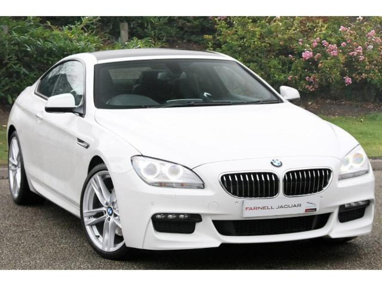 used bmw 6 series 640d m sport 2dr auto diesel coupe for sale farnell land rover. Black Bedroom Furniture Sets. Home Design Ideas