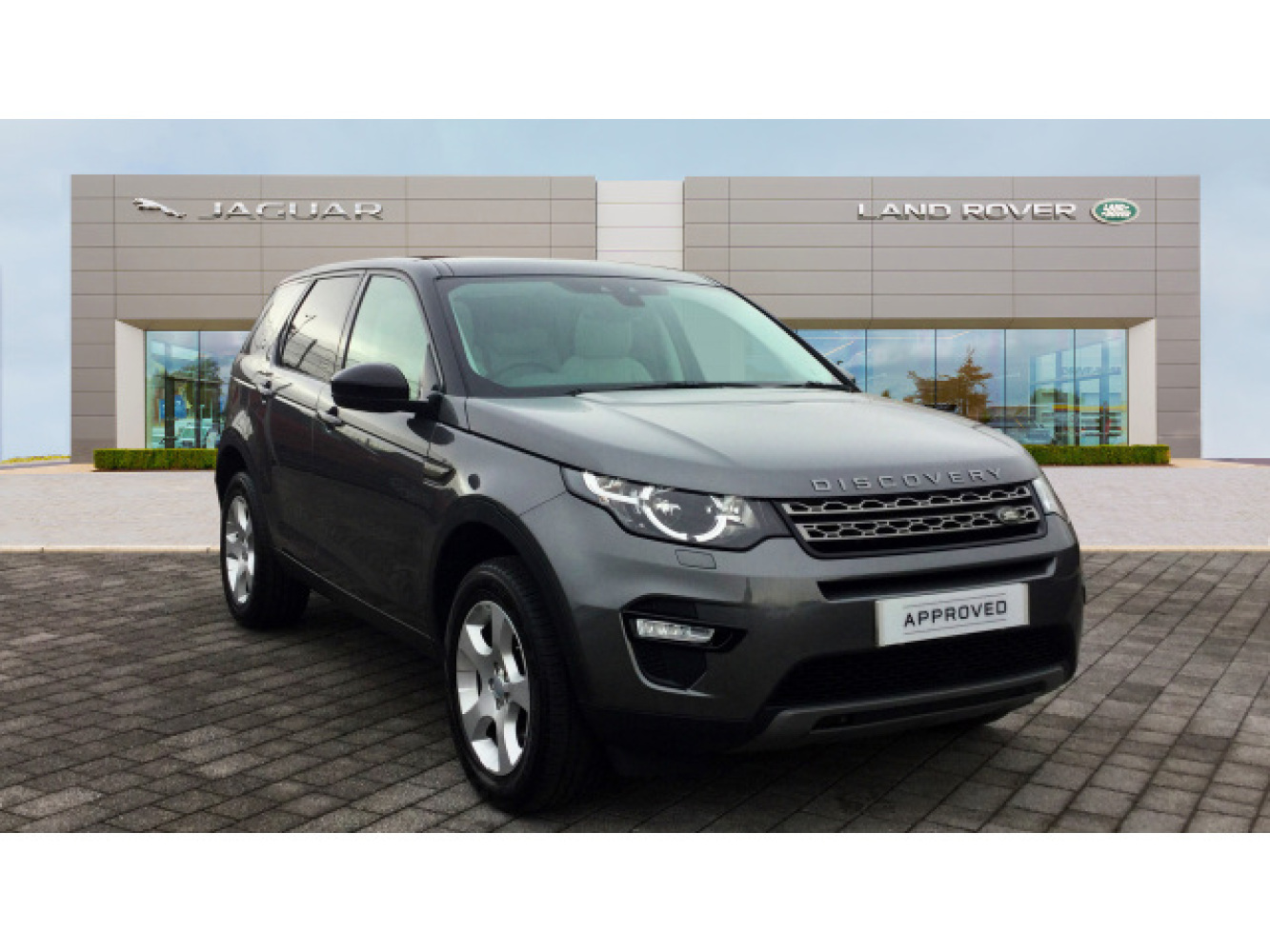 used land rover discovery sport 2 0 td4 se tech 5dr 5. Black Bedroom Furniture Sets. Home Design Ideas