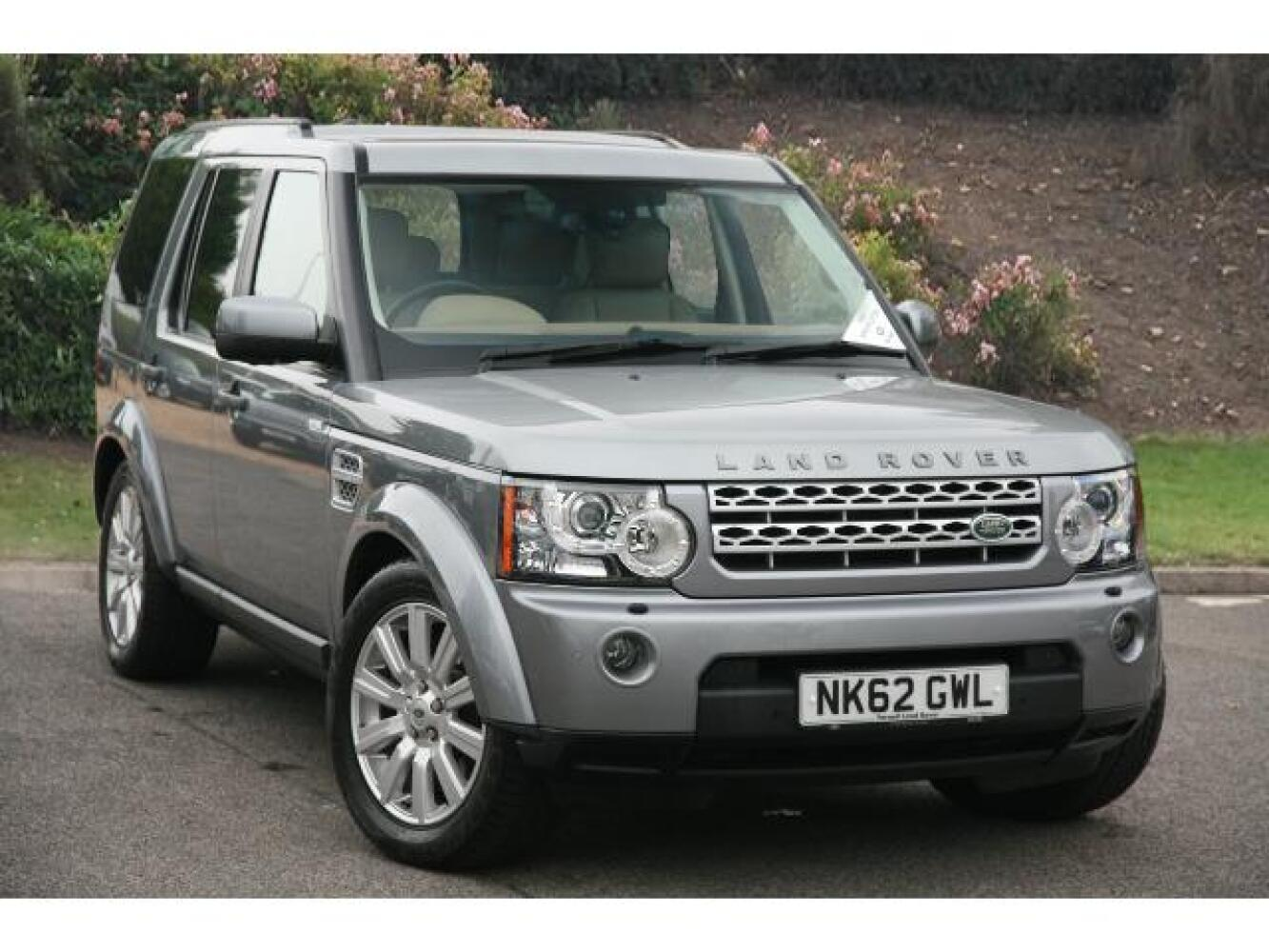Used Land Rover Discovery 3 0 Sdv6 255 Hse 5dr Auto Diesel