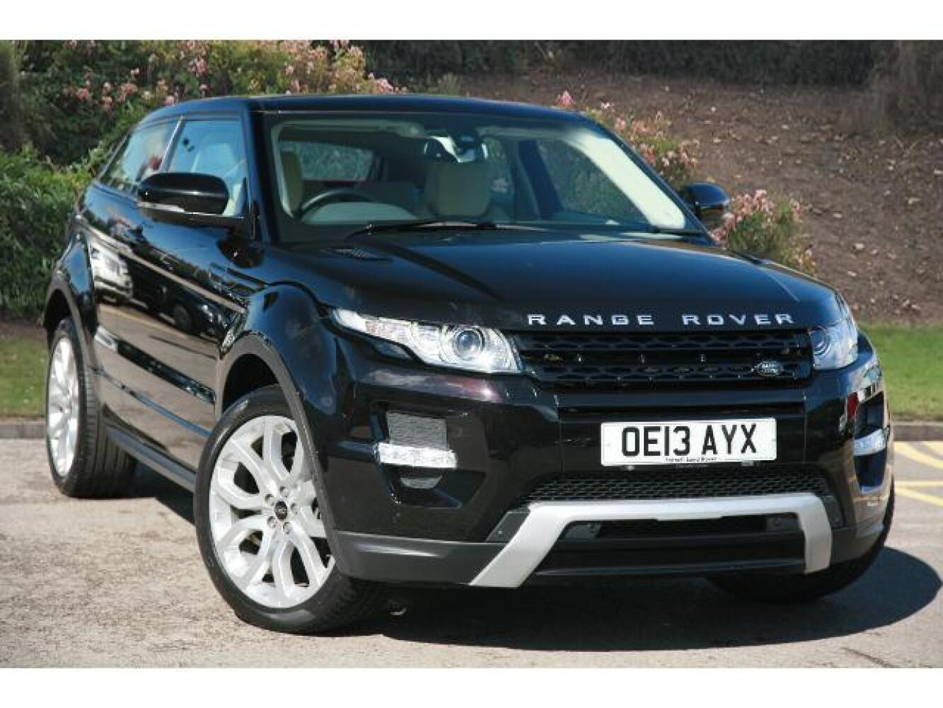 used land rover range rover evoque 2 2 sd4 dynamic 3dr. Black Bedroom Furniture Sets. Home Design Ideas