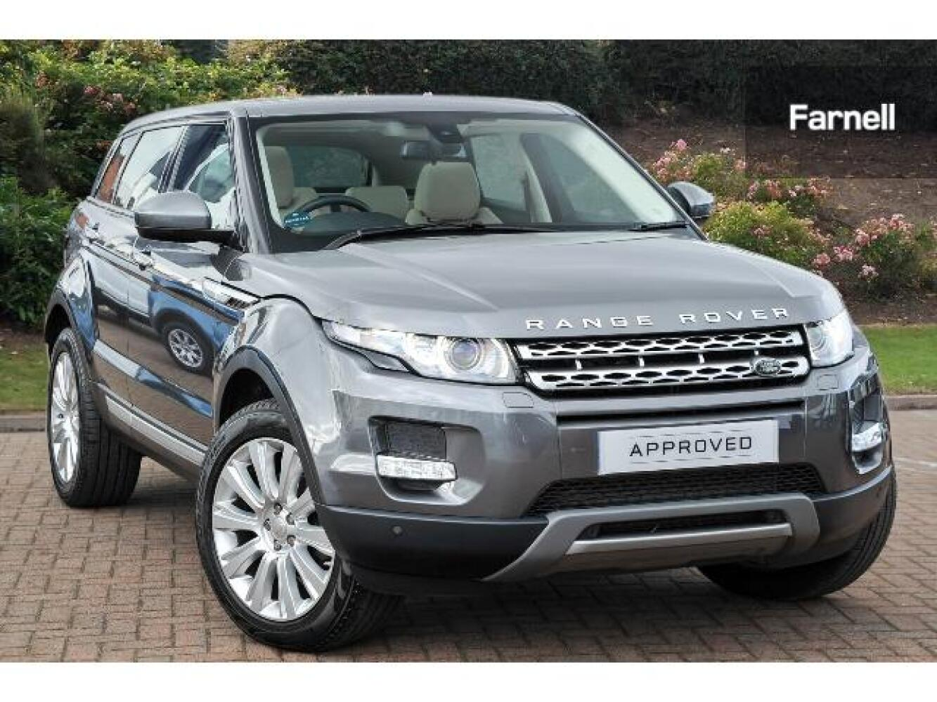 used land rover range rover evoque 2 2 sd4 prestige 5dr auto 9 diesel hatchback for sale. Black Bedroom Furniture Sets. Home Design Ideas