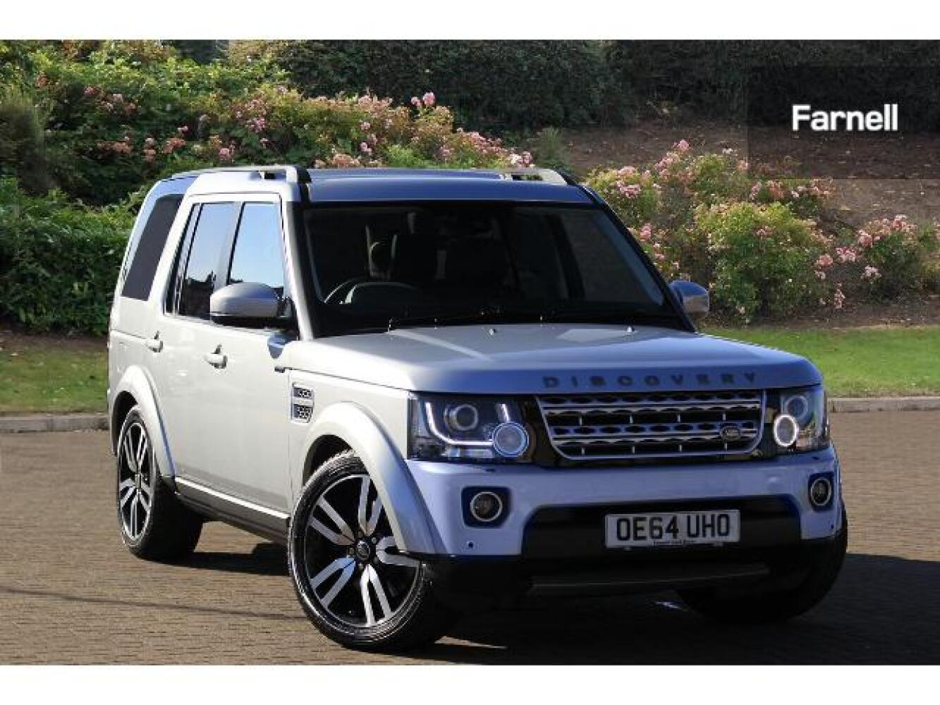 used land rover discovery 3 0 sdv6 hse luxury 5dr auto diesel station wagon for sale farnell. Black Bedroom Furniture Sets. Home Design Ideas