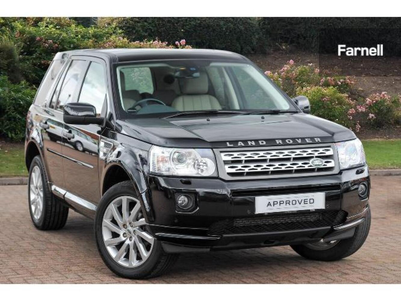 used land rover freelander 2 2 sd4 hse 5dr auto diesel. Black Bedroom Furniture Sets. Home Design Ideas