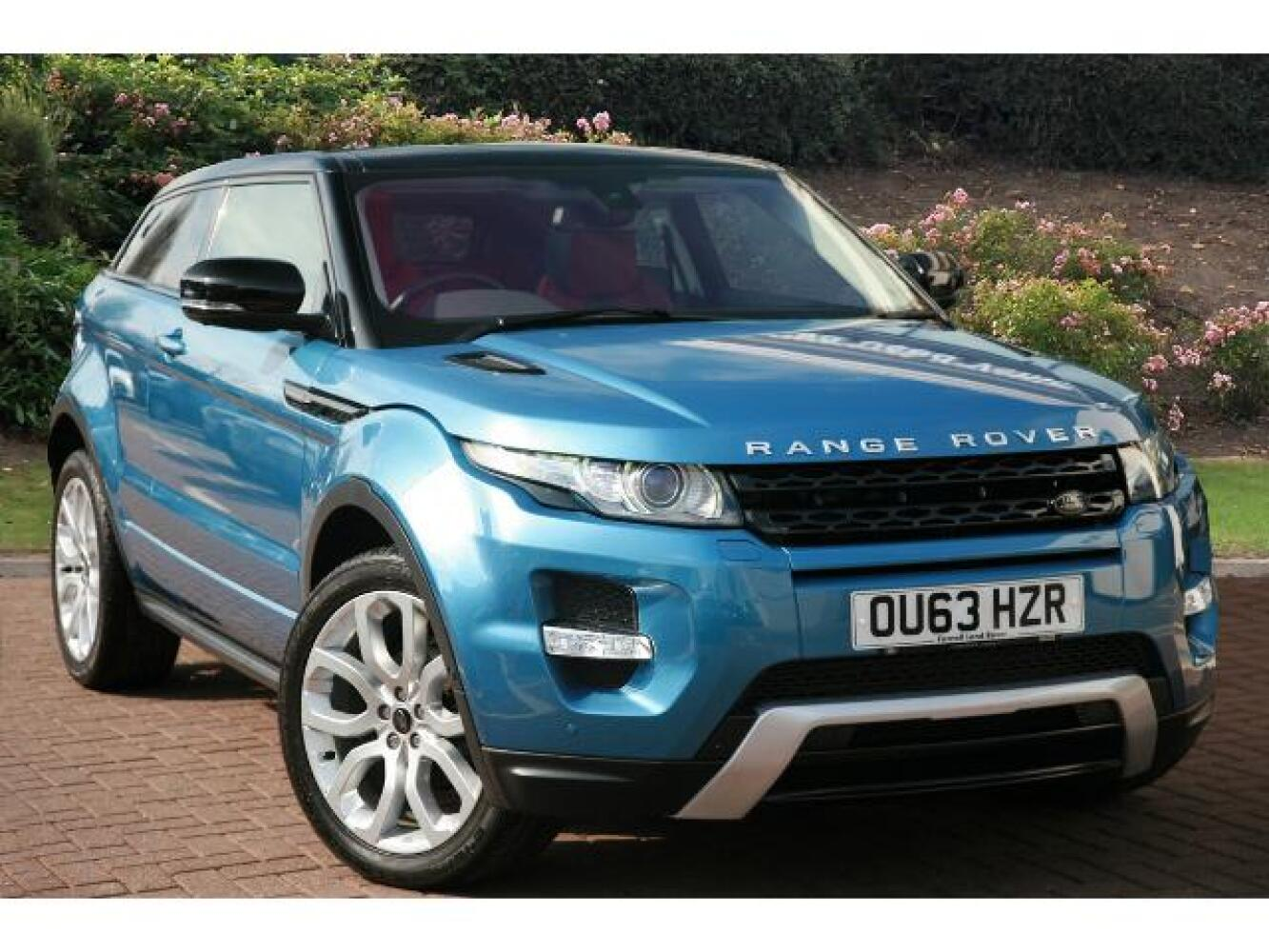 used land rover range rover evoque 2 2 sd4 dynamic 3dr auto lux pack diesel coupe for sale. Black Bedroom Furniture Sets. Home Design Ideas