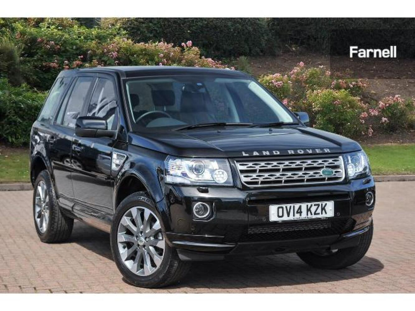used land rover freelander 2 2 sd4 hse lux 5dr auto diesel. Black Bedroom Furniture Sets. Home Design Ideas