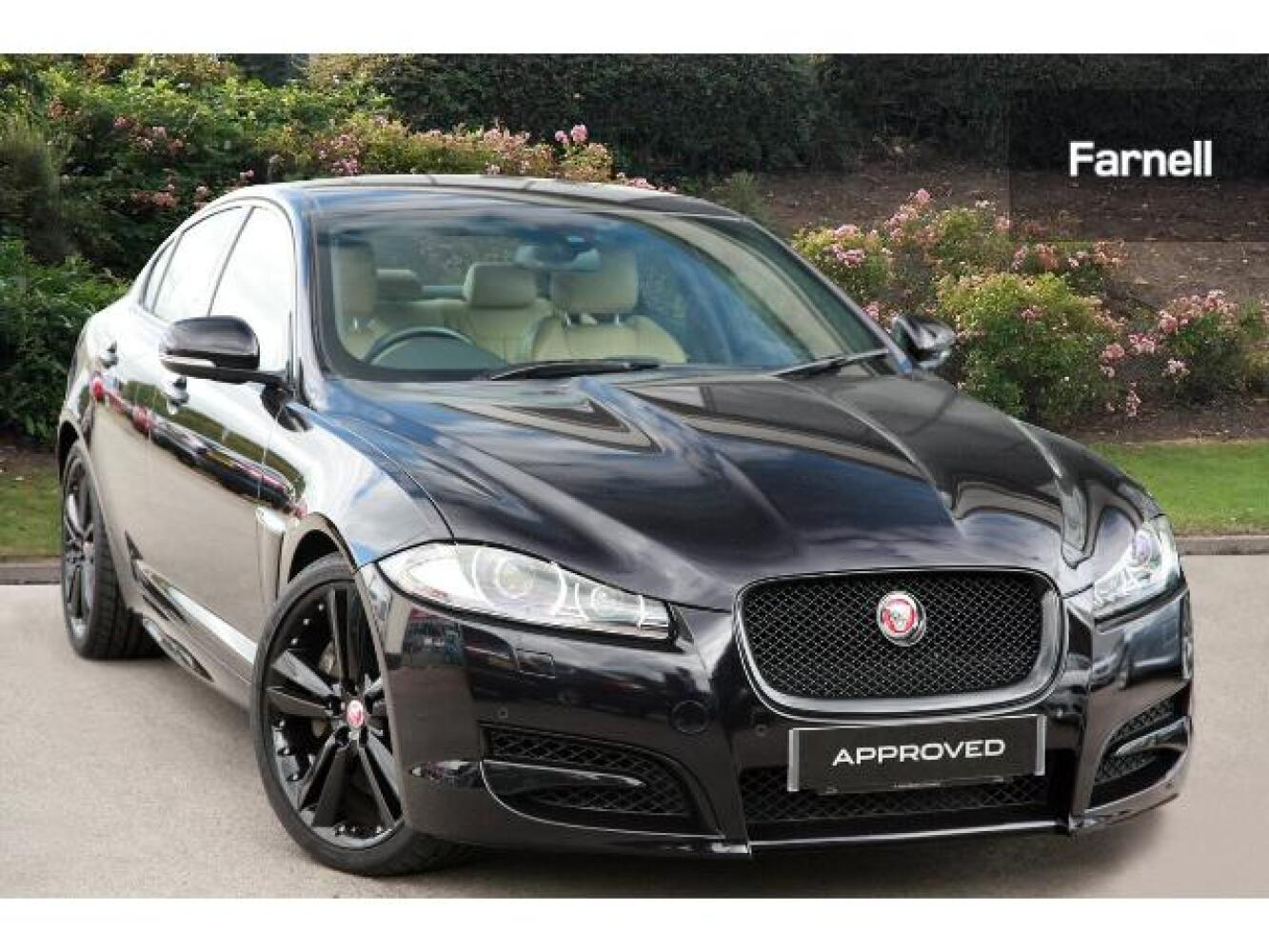 used jaguar xf 3 0d v6 s portfolio 4dr auto start stop diesel saloon for sale farnell land rover. Black Bedroom Furniture Sets. Home Design Ideas