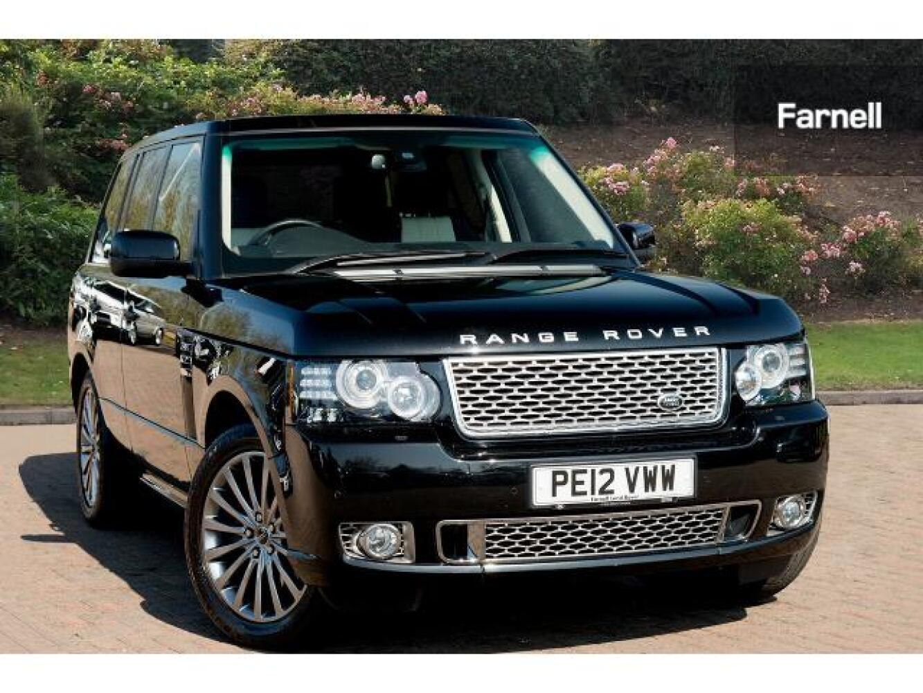 used land rover range rover 4 4 tdv8 autobiography 4dr auto diesel estate for sale farnell. Black Bedroom Furniture Sets. Home Design Ideas