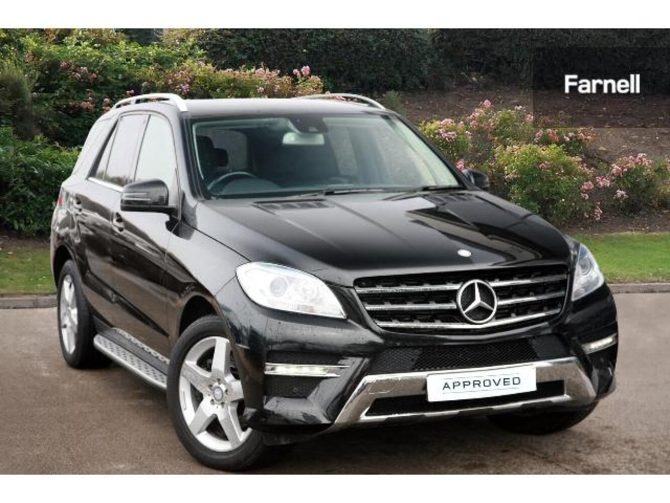 Used mercedes benz m class ml250 cdi bluetec amg sport 5dr for Used mercedes benz station wagons for sale