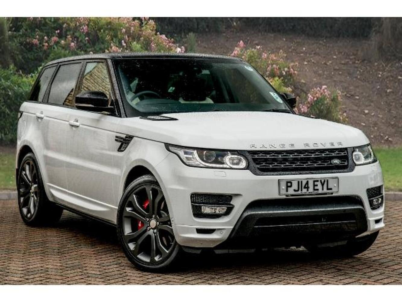 used land rover range rover sport 4 4 sdv8 autobiography. Black Bedroom Furniture Sets. Home Design Ideas