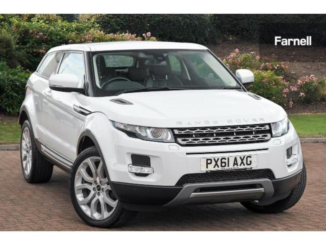 used land rover range rover evoque 2 2 sd4 pure 3dr tech pack diesel coupe for sale farnell. Black Bedroom Furniture Sets. Home Design Ideas
