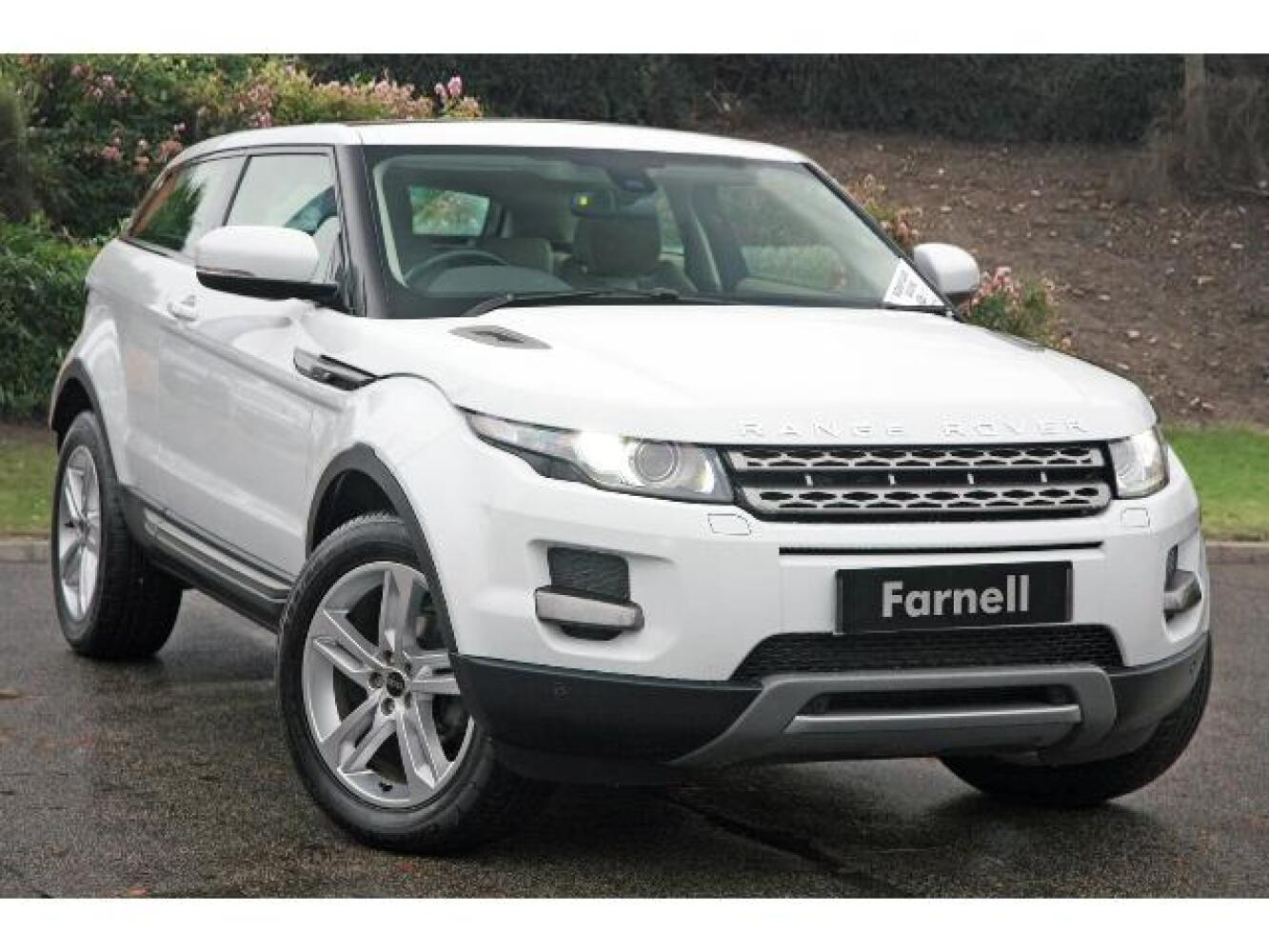 used land rover range rover evoque 2 2 ed4 pure 3dr tech pack 2wd diesel coupe for sale. Black Bedroom Furniture Sets. Home Design Ideas