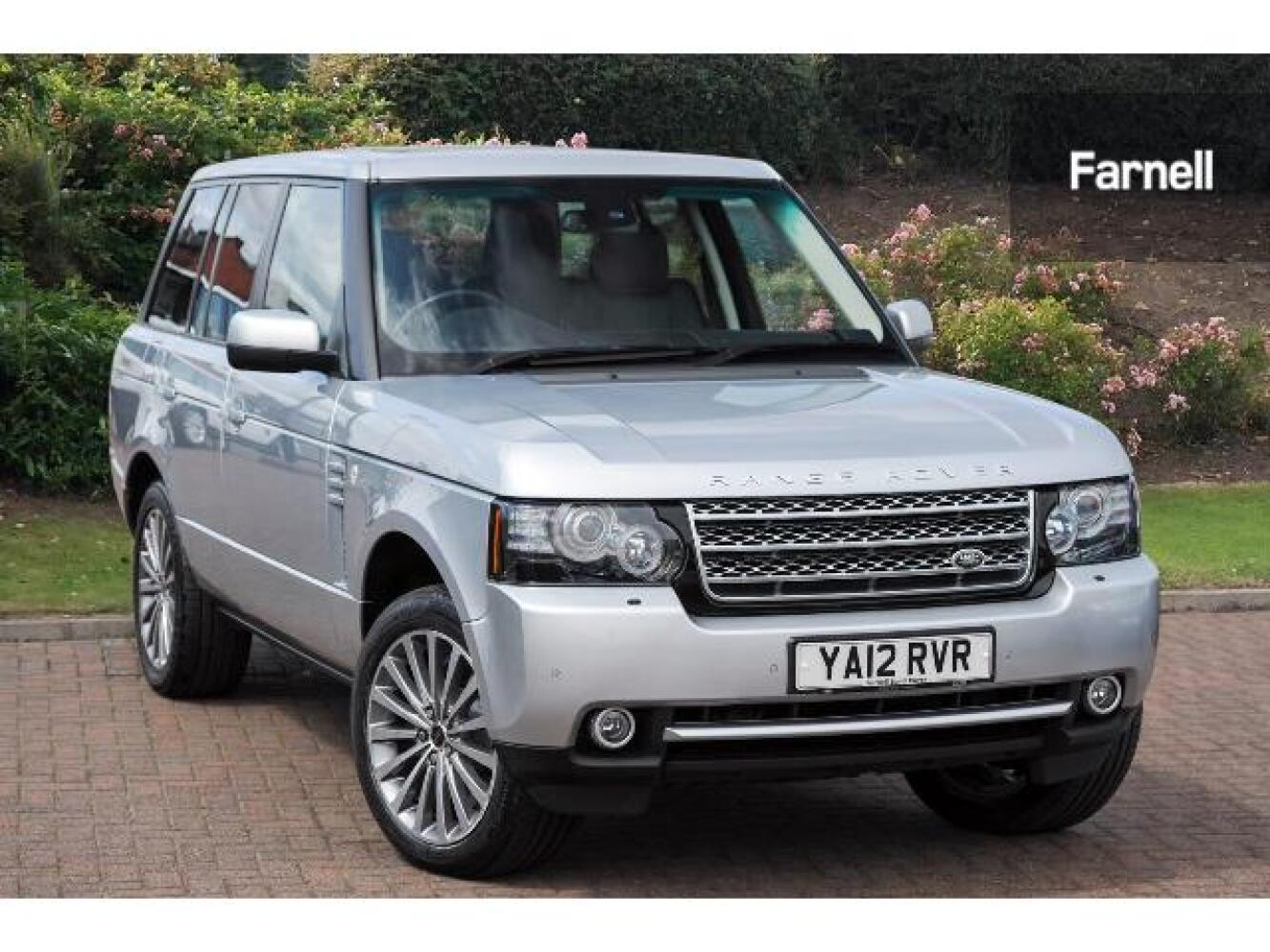used land rover range rover 4 4 tdv8 westminster 4dr auto diesel estate for sale farnell land. Black Bedroom Furniture Sets. Home Design Ideas
