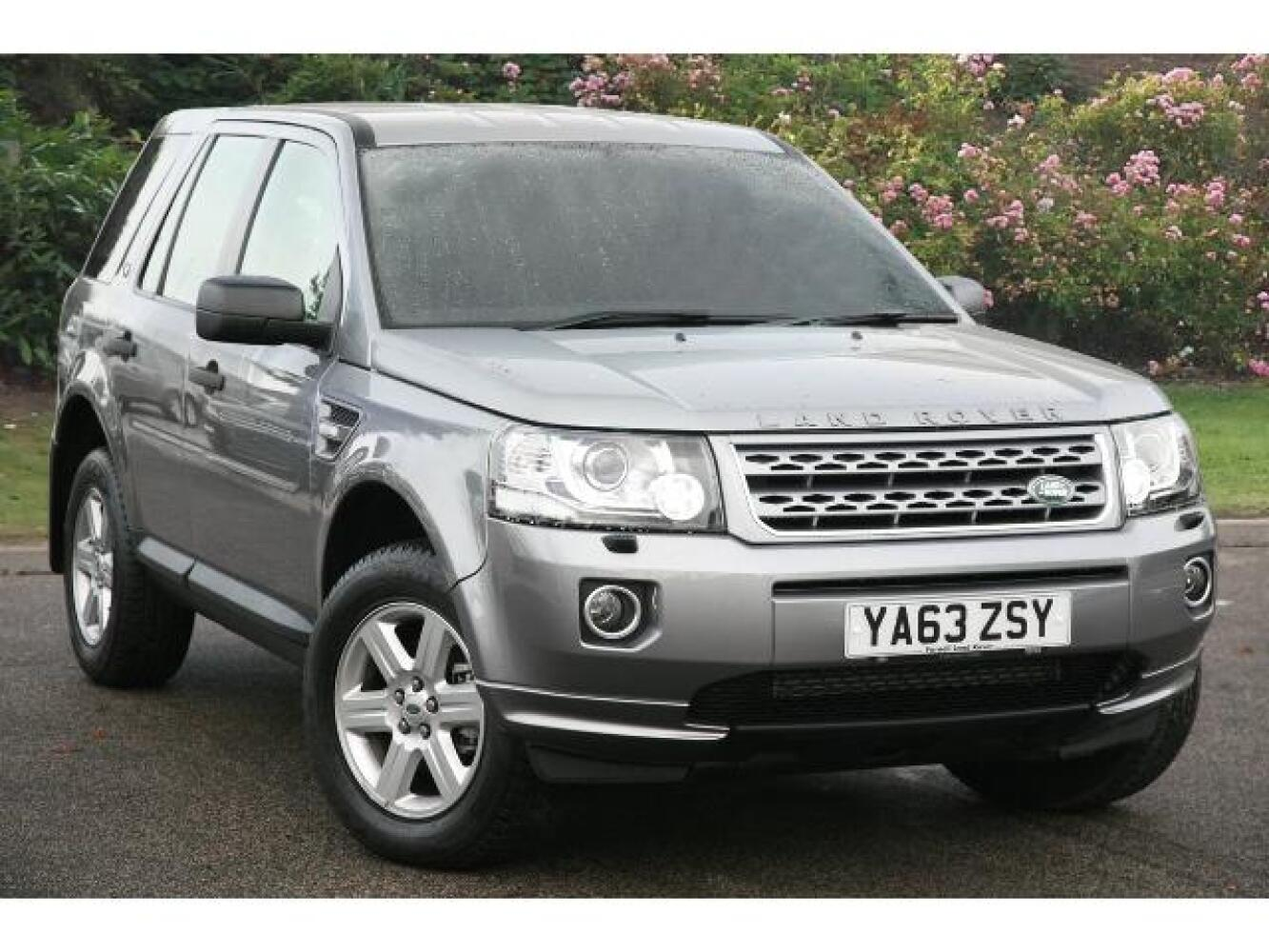 used land rover freelander 2 2 td4 gs 5dr diesel station wagon for sale farnell land rover. Black Bedroom Furniture Sets. Home Design Ideas