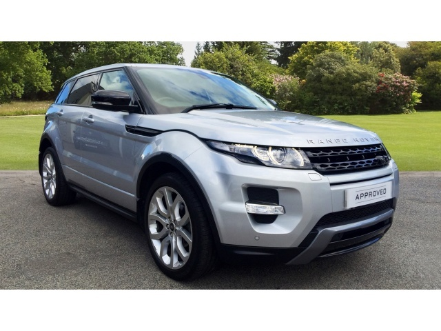 Request A Callback On A Used Land Rover Range Rover Evoque