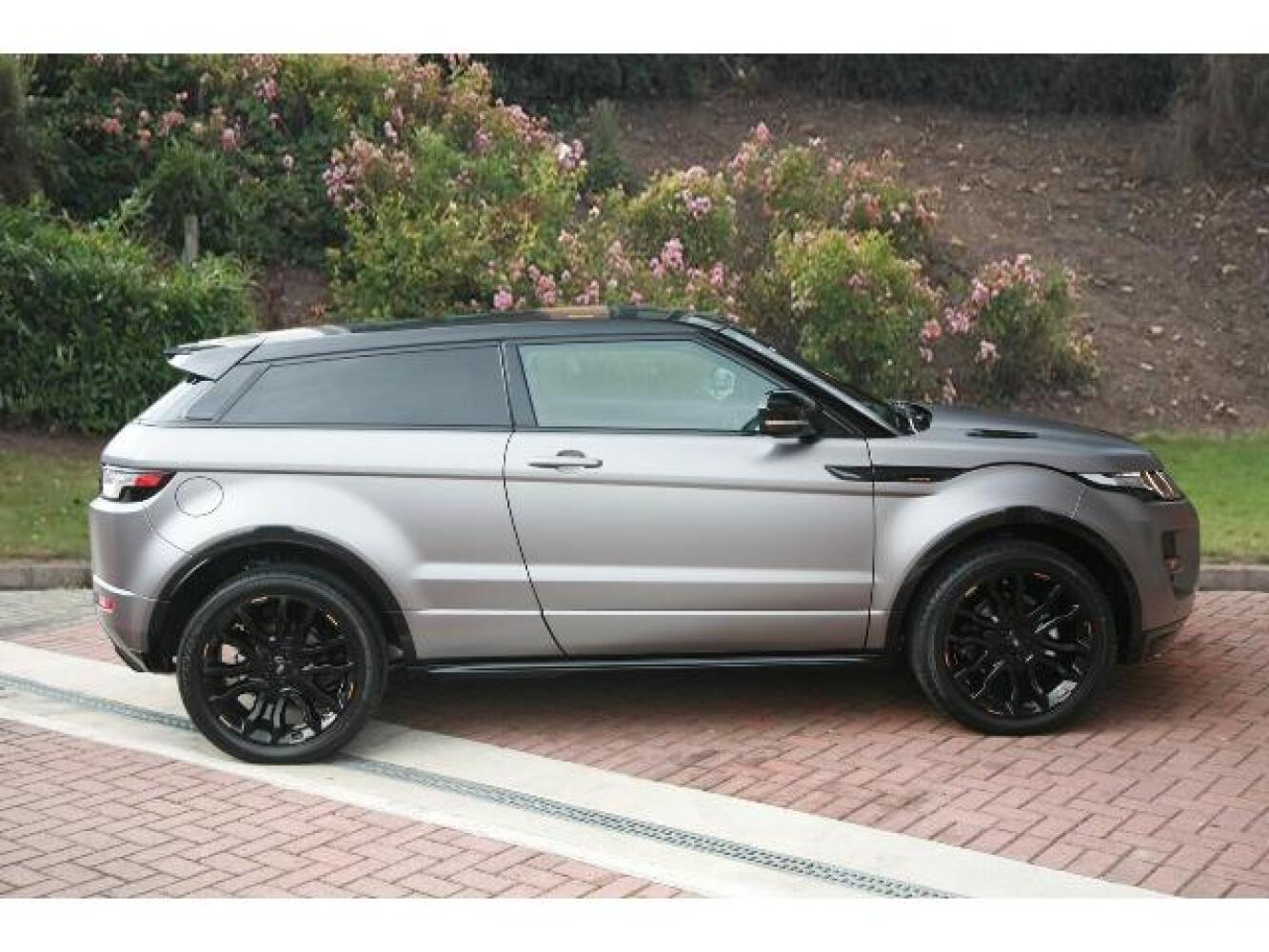used land rover range rover evoque 2 0 si4 dynamic 3dr auto lux pack petrol coupe for sale. Black Bedroom Furniture Sets. Home Design Ideas