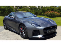 Jaguar F-Type 5.0 Supercharged V8 Svr 2Dr Auto Awd Petrol Coupe