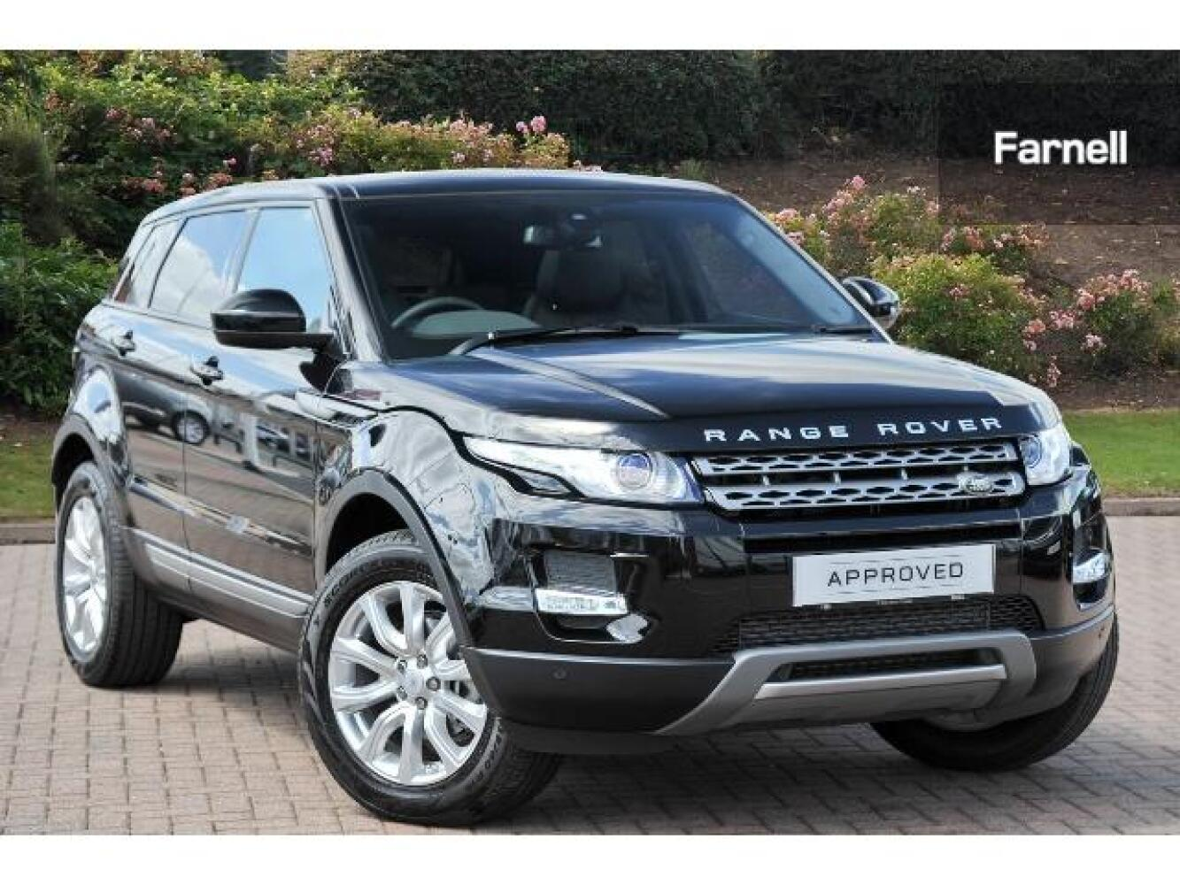 used land rover range rover evoque 2 2 sd4 pure 5dr auto 9 tech pack diesel hatchback for. Black Bedroom Furniture Sets. Home Design Ideas