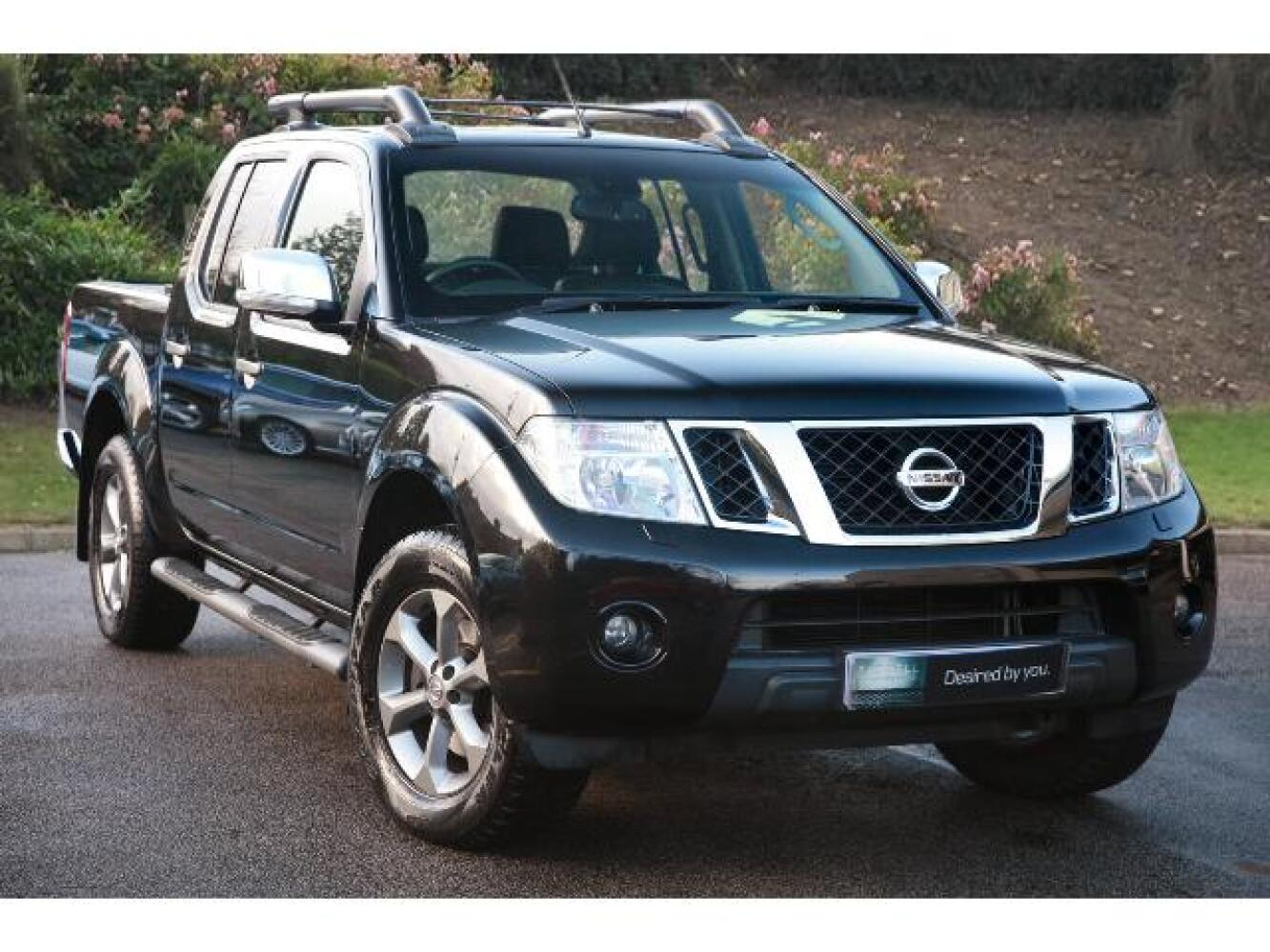 used nissan navara diesel special edition double cab pick. Black Bedroom Furniture Sets. Home Design Ideas